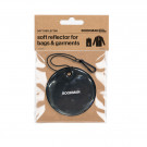 Hanging Reflector Circle Black