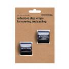 Snap Band Reflectors Black