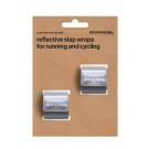 Snap Band Reflectors White