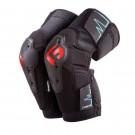 E-Line Knee Guard Black/Black XL