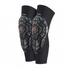 Elite Knee Guards Black/Teal