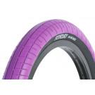 Streetsweeper Tyre Purple