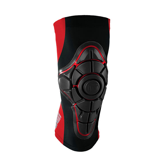 G-Form Knee Pad Black/Red
