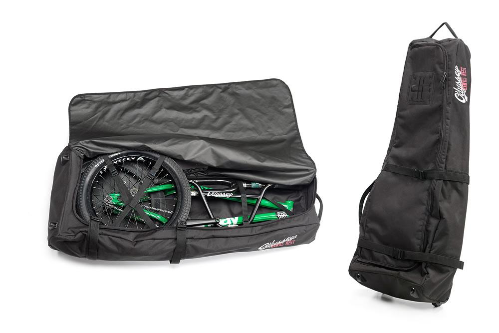 Odyssey Hawk's Nest Bike Bag