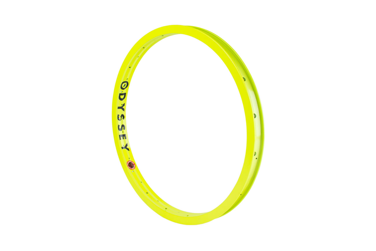Odyssey Hazard Lite Rim Fluro Yellow