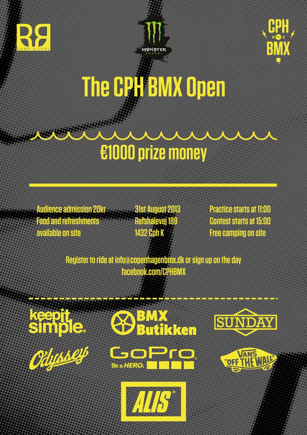 The CPH BMX Open